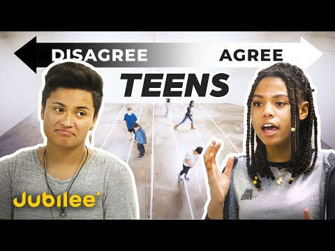 Do All Teens Think the Same?
