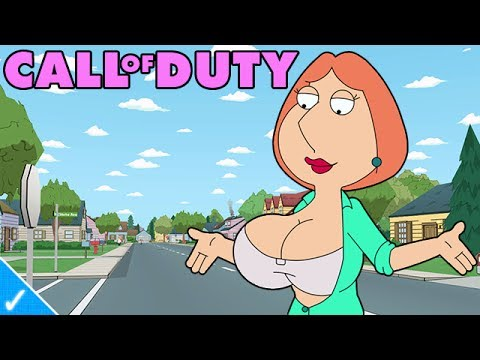 LOIS GRIFFIN PLAYS BLACK OPS 2