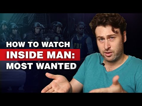 How to Watch Inside Man: Most Wanted from Anywhere