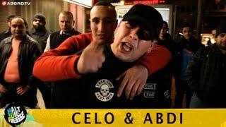 """CELO & ABDI aus Frankfurt mit ihr Intro Track aus ihrem kommenden Album """"Hinterhofjargon"""" bei HALT DIE FRESSE . Ab jetzt..."""