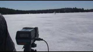 10. Stalker radar testing top speed 2008 Ski doo REV XP 800 R with RAD Technology