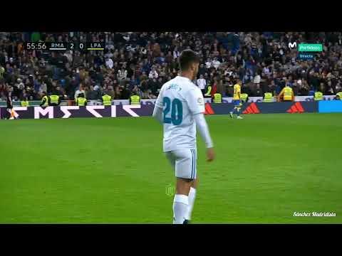 Real Madrid vs Las Palmas 3-0 All Goals 05_11_2017 HD 1080i.🤭👏🏻