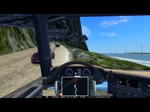 South Korea Offroad Map v1.2