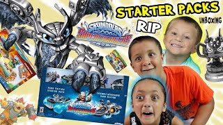 Skylanders SuperChargers: WHAT A