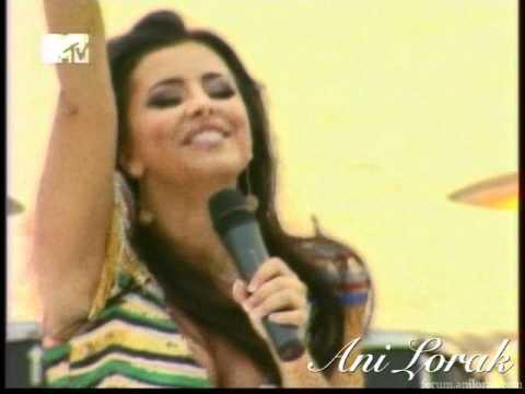 Ани Лорак - А Дальше (Live @ MTV Beach Party)