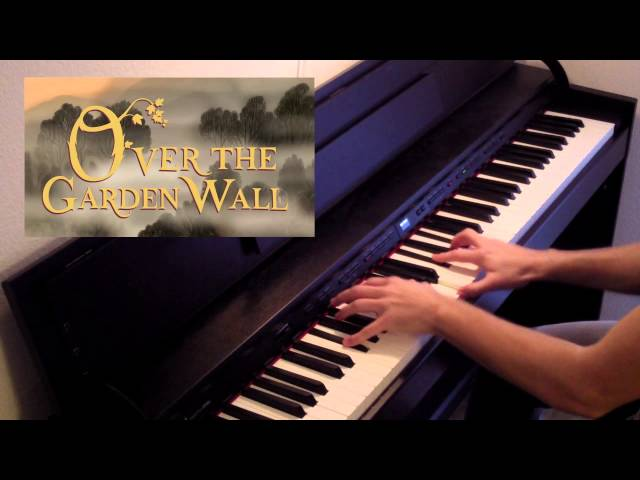 Over The Garden Wall Theme Song Piano Cover Sheets
