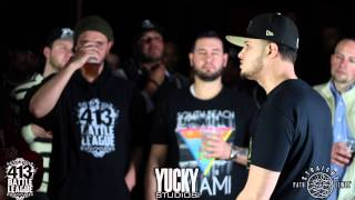 413 Battle League | Rob U vs. Pablo Pickasso