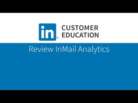 Review InMail Analytics