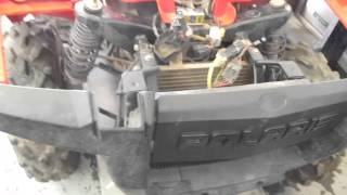 6. 2009 POLARIS SPORTSMAN 500 EFI H.O MOTOR AND PARTS FOR SALE ON EBAY