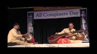SRI VENKATESWARASWAMY TEMPLE: ACD MUSIC FESTIVAL:  MEDURI SRINIVAS VEENA CONCERT-3