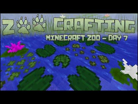 Lily's Proper Lilypad Bridge! 🐘 Zoo Crafting: Season 2 - Episode #7