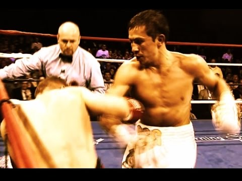 Gennady 'GGG' Golovkin - Man of Steel (HD) Video
