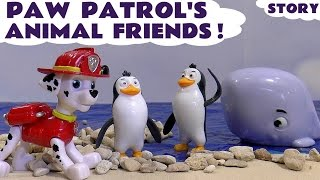 Paw Patrol Animal Friends
