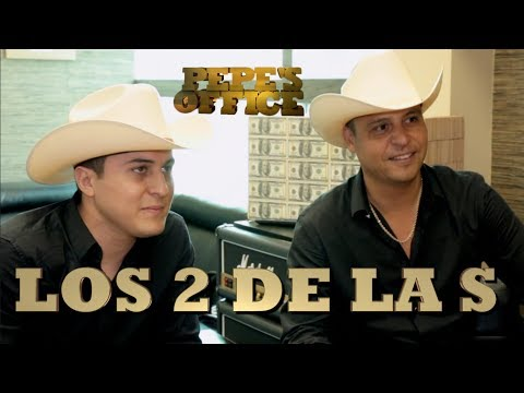 LOS 2 DE LA S LLEGAN PARA TRIUNFAR - Pepe's Office - Thumbnail