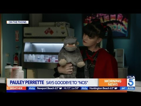Pauley Perrette on her Final NCIS Episode