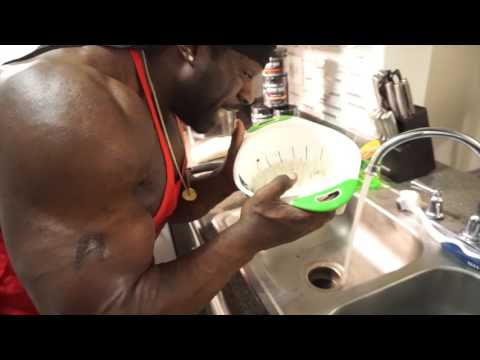 Cooking With Kali Muscle - The Perfect RICE