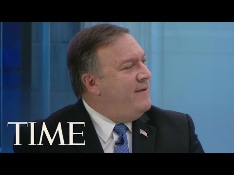 CIA Director Mike Pompeo On How President Donald Trump Gets His Daily Briefings   TIME
