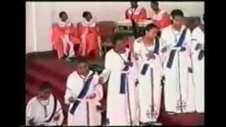 Amharic Mezmur, Mesgana Apostolic Church Ethiopia .mp4