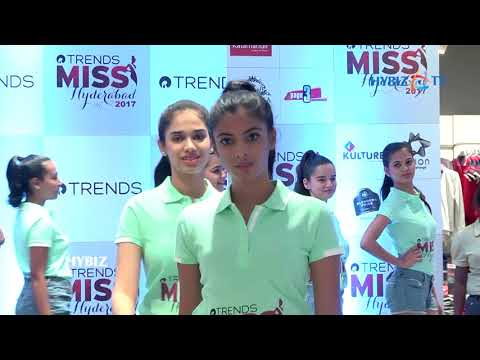 , Miss Hyderabad 2017 Auditions