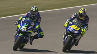 Video Jerez Gibernau e il duello all' ultima curva con Valentino MP3, 3GP, MP4, WEBM, AVI, FLV September 2018