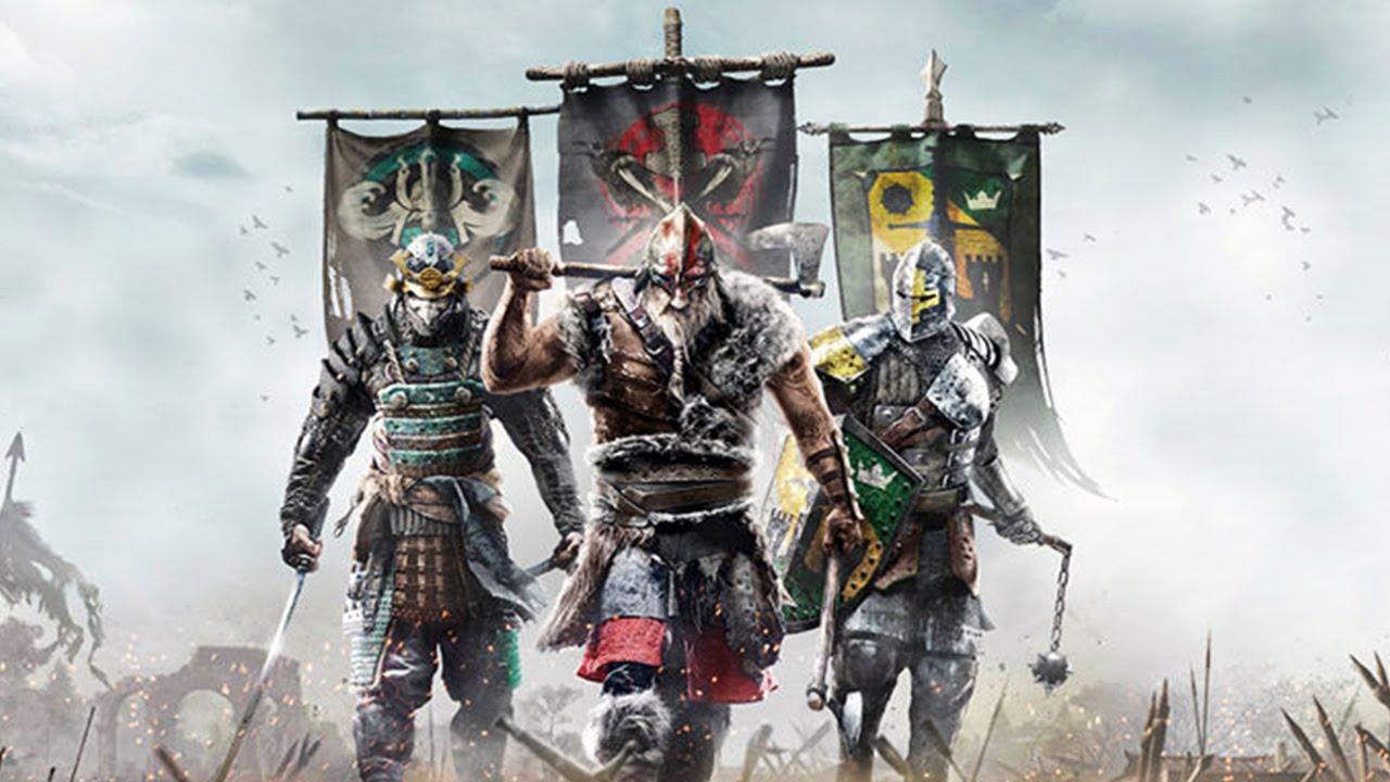 FOR HONOR Gameplay Multiplayer [E3 2015] #VideoJuegos #Consolas