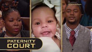 Video Man Says Baby Looks Like Donald Trump's (Full Episode)   Paternity Court MP3, 3GP, MP4, WEBM, AVI, FLV Februari 2019