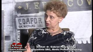 Emisiunea De la inima la inima - Invitat GABRIEL TATU CHITOIU
