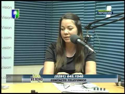 Maria Millan En La Verdad Radio Tv