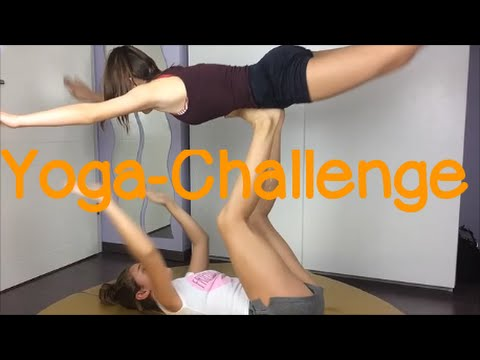 Girls Lifestyle ~ Yoga Challenge + Outtakes