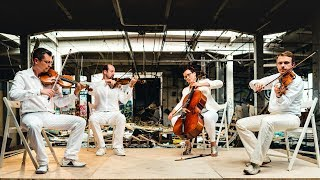David Guetta ft. Sia - She Wolf violin instrumental cover string quartet