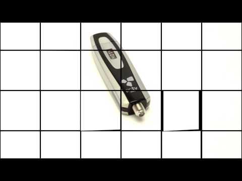 PCTV DVB-S2 Stick 360° Ansicht