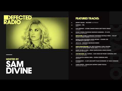 Defected Radio Show presented by Sam Divine - 19.10.18