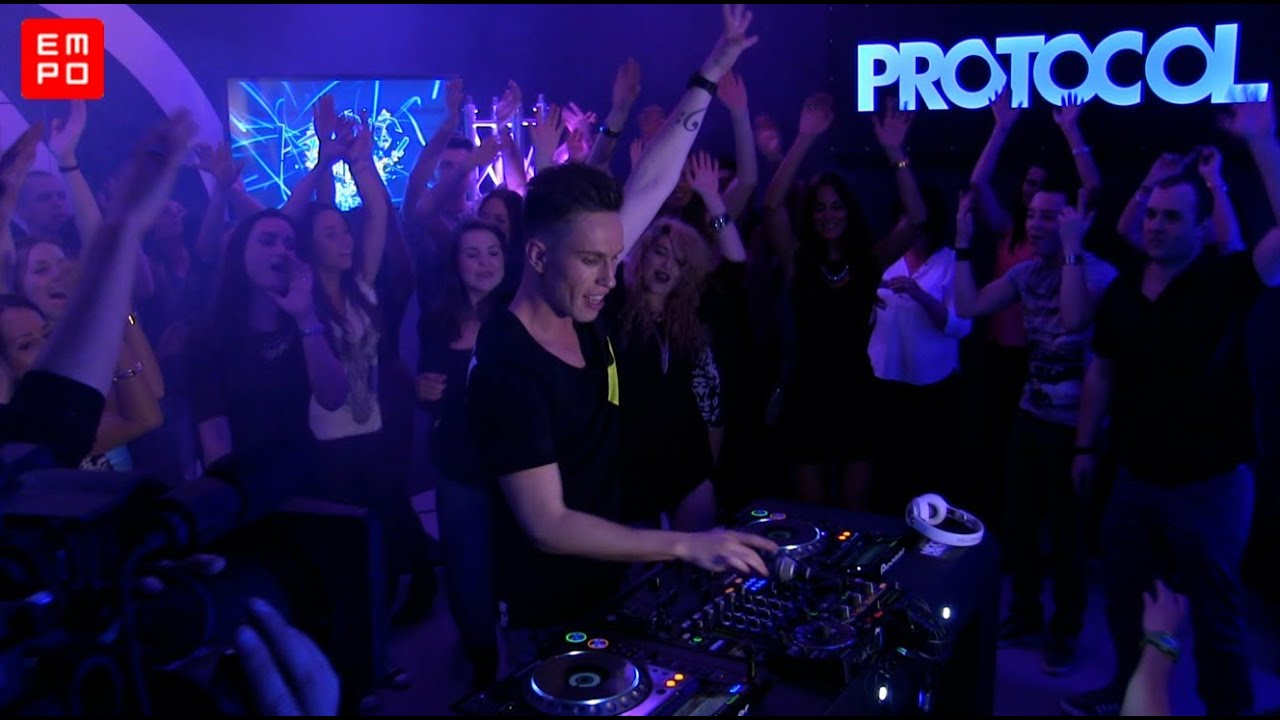 Nicky Romero - Live @ EMPO Awards Mexico 2014