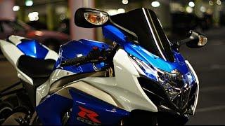9. 2009 Suzuki GSX-R 1000 M4 exhaust