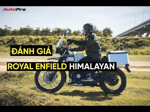 Đánh giá Royal Enfield Himalayan - Xe đi phượt giá 131,7 triệu đồng [TEEANH REVIEW | AUTOPRO] - Thời lượng: 5 phút, 47 giây.