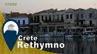 Crete | Walking In Rethymno Old Town