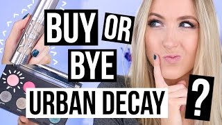 BUY OR BYE: URBAN DECAY || What Worked & What DIDN'T by Rachhloves