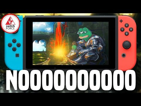 Dark Souls Switch DELAYED - Reaction + Reasons