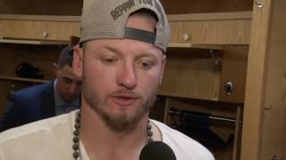 Donaldson enjoyed a relaxing all-star game experience by Sportsnet Canada