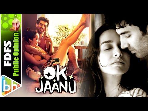 First Fay First Show Of OK Jaanu