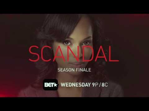 #Scandal Season 2 - Finale --- on BET Wed 8/21 9pm