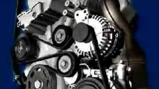 VW TSI ENGINE ANIMATION