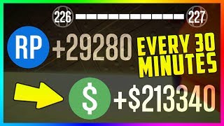 THE NEW BEST WAY TO MAKE THE MOST MONEY IN GTA ONLINE! (GOING AWAY SOON)►Cheap GTA 5 Shark Cards & More Games: https://www.g2a.com/r/mrbossftw►Find Out What I record With: http://e.lga.to/MrBoss My Facebook: https://www.facebook.com/MrBossFTWMy Snapchat:https://www.snapchat.com/add/MrBossSnapsMy Twitter: https://twitter.com/#!/mrbossftwMy Instagram:http://instagram.com/jamesrosshudginsFollow THE SQUAD:►Garrett (JoblessGamers) - https://www.youtube.com/Joblessgamers►DatSaintsfan - https://www.youtube.com/360NATI0N►MrBossFTW - https://www.youtube.com/MrBossFTWFollow Knifeguy (HE MAKES MY THUMBNAILS):https://www.youtube.com/channel/UCyvCZpUaXfCAYNHscgg8QrQCheck out more of my GTA 5 & GTA 5 Online videos! I do a variety of GTA V tips and tricks, as well as funny moments and information content all revolving around the world of Grand Theft Auto 5: http://www.youtube.com/playlist?list=PL4P1Iz2th7dUuZBXXYz8Wj5G4gQrM4bf1Hope you enjoyed this video! Thanks guys and have an awesome day,Ross.