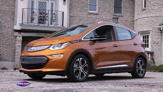 4. 2017 Chevrolet Bolt EV Review