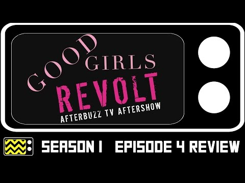 Good Girls Revolt Season 1 Episodes 3 & 4 Review w/ Leah Cohen & Jaime Andrews | AfterBuzz TV