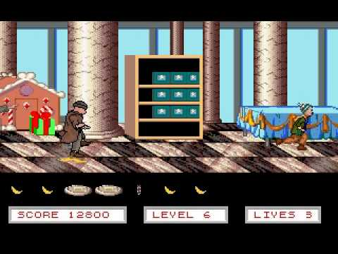 Home Alone 2: Lost In New York (PC/MS-DOS) Walkthrough