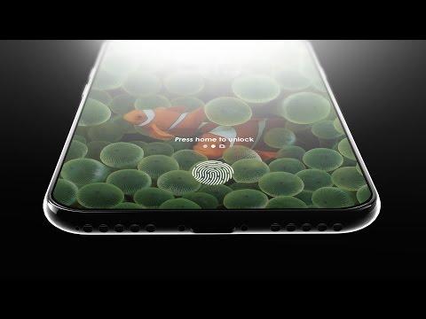 iPhone 8概念影片曝光 果粉先睹為快[影]
