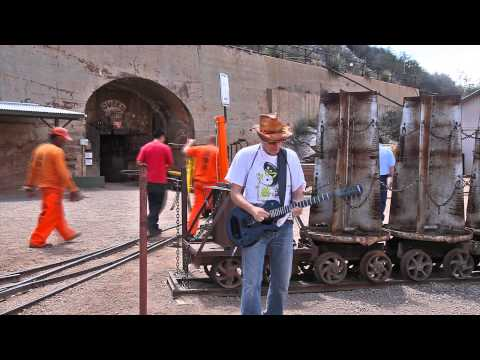 Ghosts of The Bisbee Underworld Live at the Queen Mine Visitor Center