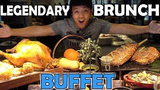 Video AMAZING All You Can Eat BRUNCH BUFFET in Jakarta Indonesia MP3, 3GP, MP4, WEBM, AVI, FLV November 2018
