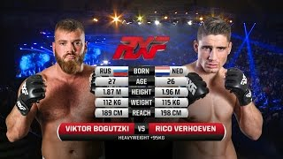 Video Rico Verhoeven (Debut) vs Viktor Bogutzki MP3, 3GP, MP4, WEBM, AVI, FLV November 2018